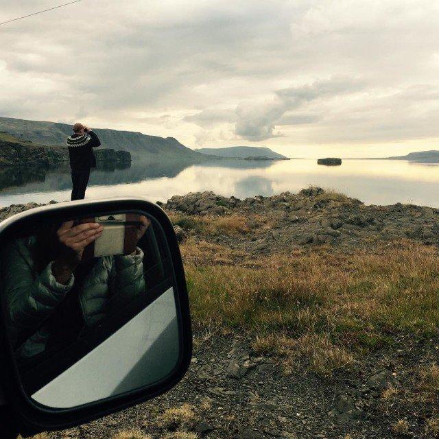 Hvalfjrur  oh so quiet! iceland hvalfjrur icelandsecret nature ibodinatturunnar